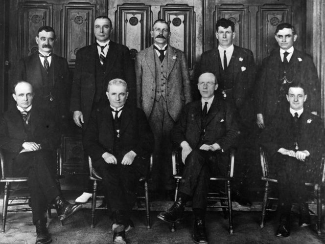 Members of New Zealand Parliamentary Labour Party, 1922