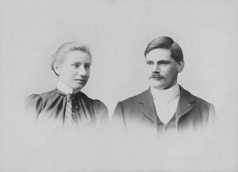 Rose and Harry Atkinson