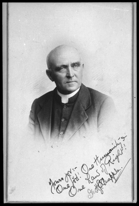 Rev James Chapple