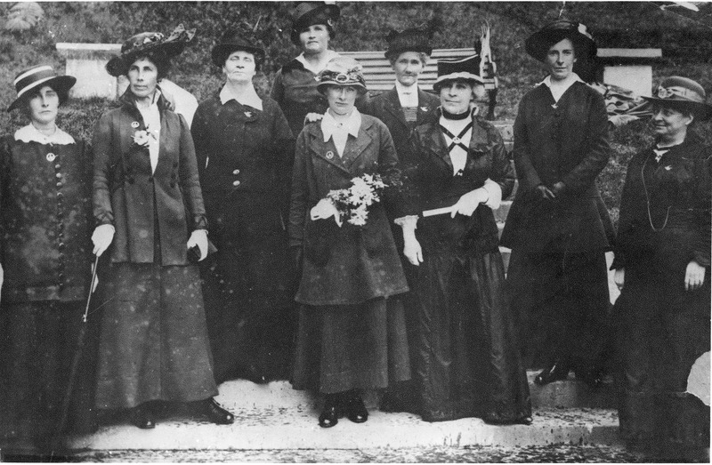 WILPF in Auckland, May 1916