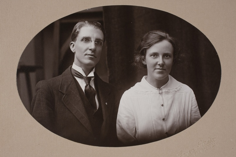 Thomas and Maud Nuttall