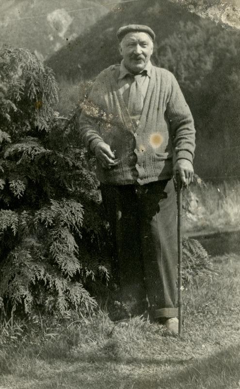 Charles Edward Warden