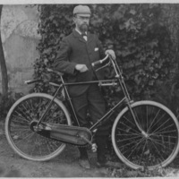 Charles Mackie with bike.jpg